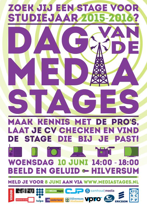 DagVanDeMediastages